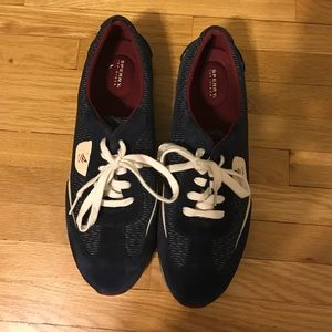 Sperry top-sider tennis shoes size 8.5.