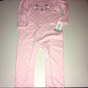 Carter's Other - Carters One Piece Outift NWT