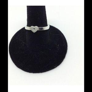 Tiffany & Co. Jewelry - Tiffany & Co. Paloma, Sterling silver heart ring