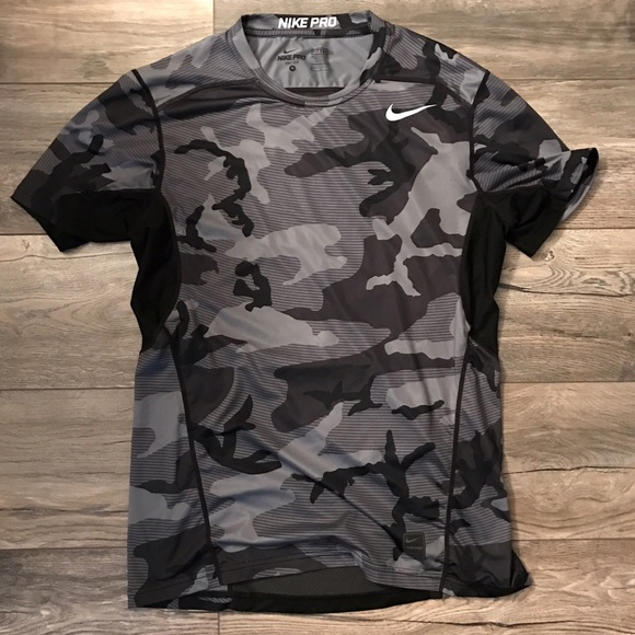 f2202281 Nike Shirts | Pro Combat Dri Fit Compression Shirt | Poshmark