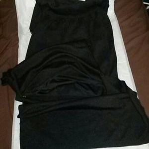 Zara Dresses - Zara KNIT (Eur/US S. Mex 26) Above ankle length.
