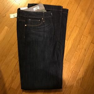 Long and lean size 30R Gap jeans