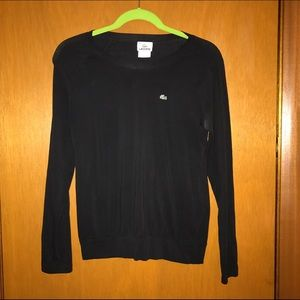 Lacoste Tops - FINAL PRICE Lacoste top