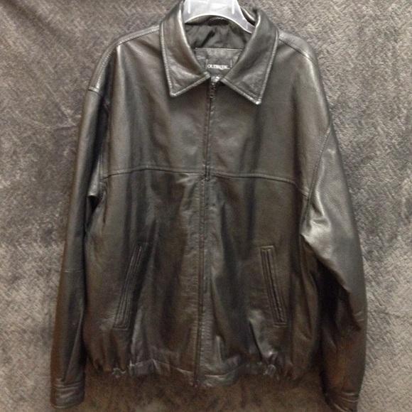 Outbrook Jackets & Coats | Mens Leather Jacket | Poshmark