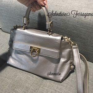 Authentic Ferragamo Bag / Purse