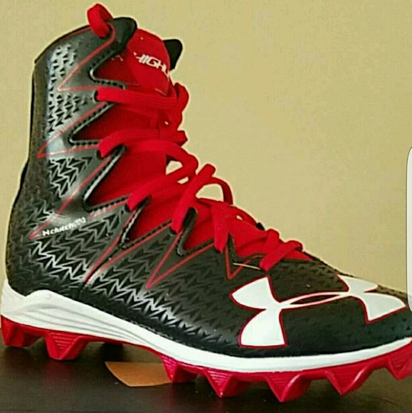 0a288bde4 Youth UA Armour Highlight RM Football Cleats. M_583a61772fd0b73ad60a9404