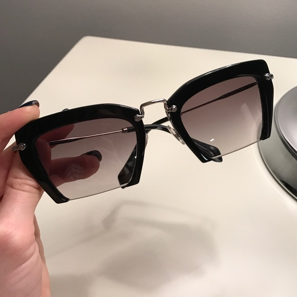 d7e5ab6b45a Authentic MIU MIU sunglasses. M 583a6412bcd4a78c870aa66f. Other Accessories  ...