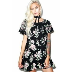 SALE!! Wildfox Roses Flannel tunic dress