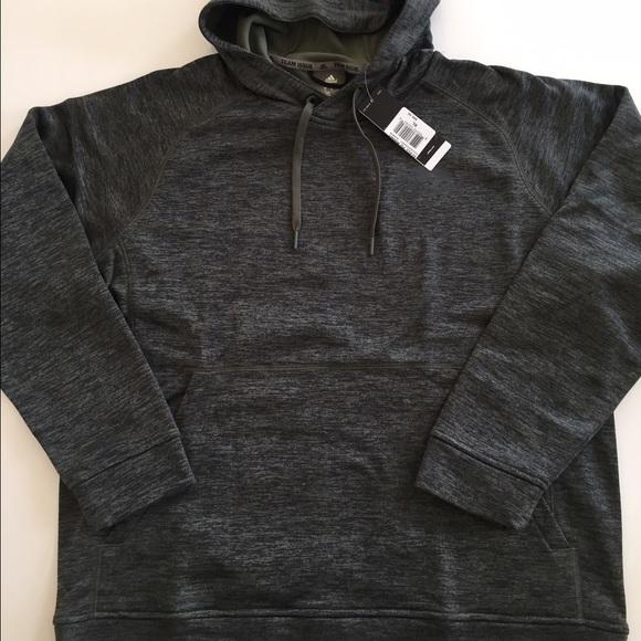Adidas camisetas ClimaWarm Fleece Pullover Hoodie poshmark