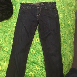 Citizen of Humanity Ava Straight Leg Jeans Size 28