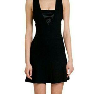 McQ Alexander McQueen Dresses & Skirts - Alexander McQueen V Neck Fit n Flair Dress