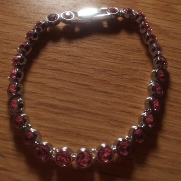 price of swarovski tennis bracelet new photo with