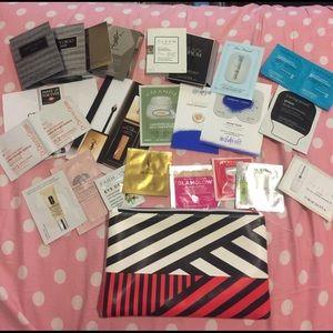 Makeup and skincare set