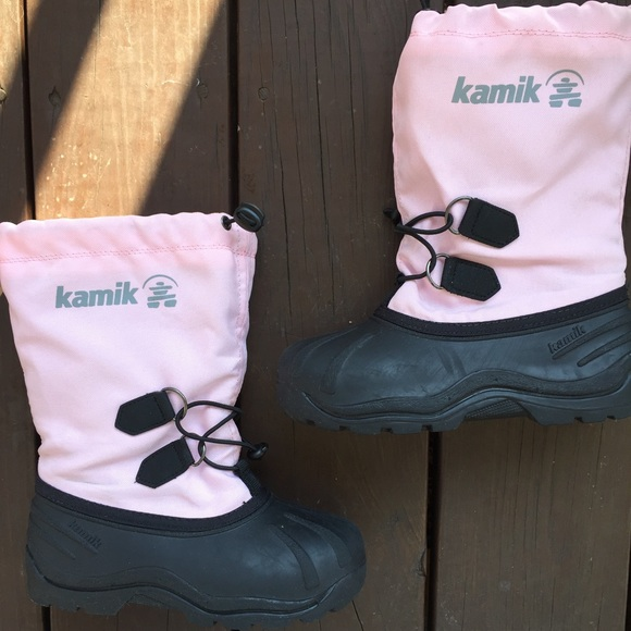 51% off Kamik Other - Kamik girls snow boots size 2. from Tammy's ...
