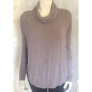 We The Free Cowl Thermal Top