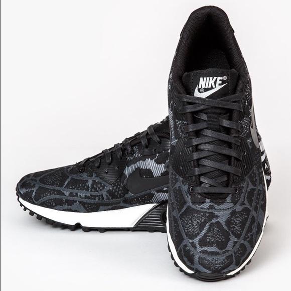 Nike Air Max 90 Jacquard Leopard Sz 6