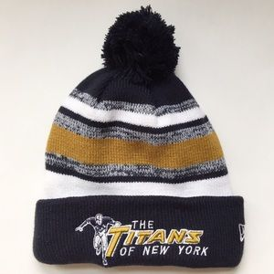 New Era Other - The Titans of New York Sport Knit Hat