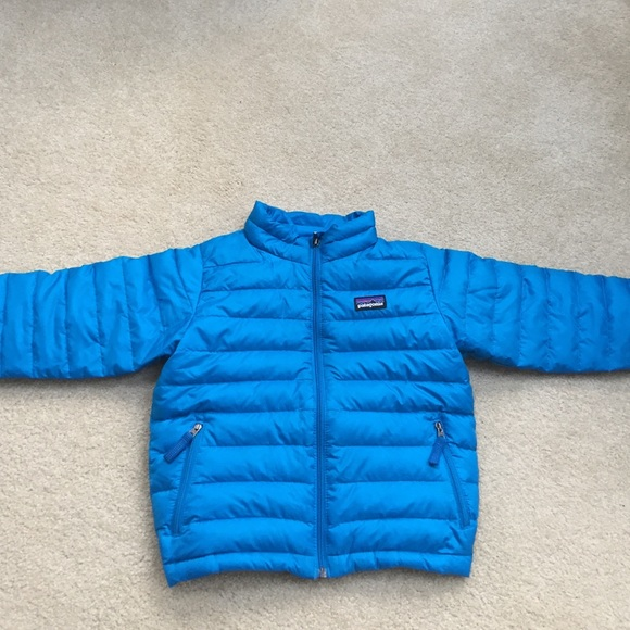 Patagonia Jackets Coats Kids Down Sweater Jacket 3t Poshmark