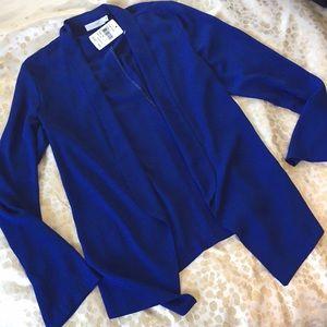 Beautiful cobalt blazer