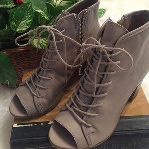 Steve Madden Shoes - Steve Madden open toe booties