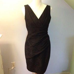 A.J. Bari Dresses & Skirts - Black vintage cocktail dress