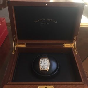 Audemars Piguet Accessories - Solid 18k Franck Muller master of complication