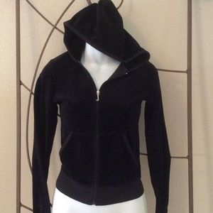 Juicy Couture Jackets & Blazers - Juicy Couture zip up hoodie. Like new!