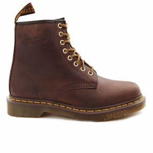 Doc Martens 1460 smooth & matte brown UK 4