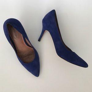 Blue Corso Como heels