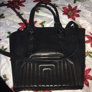 Zara shoulder bag.