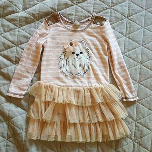 Sara Sara Other - Sara Sara Neon puppy dress, 3T