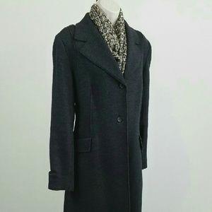 Zara Jackets & Blazers - Zara long wool coat
