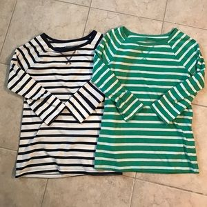 Old Navy XS Striped Tees
