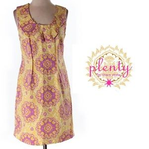 Plenty by Tracy Reese Dresses & Skirts - Plenty by Tracy Reese Retro Floral Mini Dress