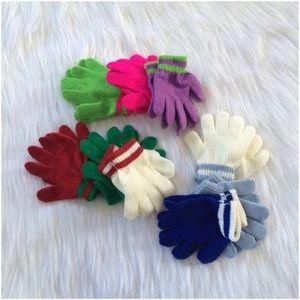 Other - 3 Sets of Kids 3 Pack Gloves