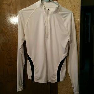 Used, C9 half zip track jacket for sale