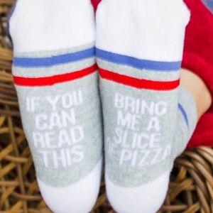 Accessories - 🎉HOST PICK!!!🎉PIZZA socks!🍕🍕🍕