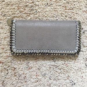 Stella McCartney Handbags - Stella McCartney Falabella Shaggy Deer Wallet