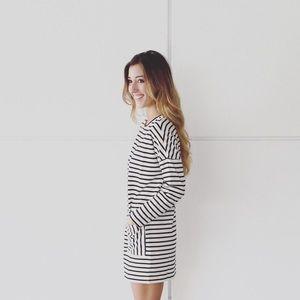 Dresses & Skirts - | new | striped pocket dress
