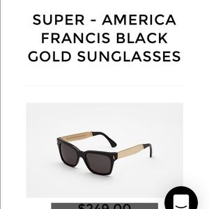 Super Sunglasses Accessories - SUPER by RETROSUPERFUTURE sunglasses
