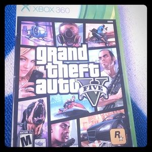 Other - Grand Theft Auto disc 1 only