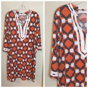 tracy negoshian  Dresses - Tracy Negoshian jersey sheath dress