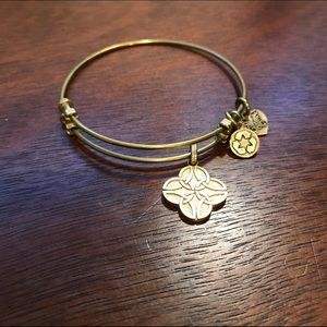 Angelica Jewelry - Angelica Celtic Four Knot Bangle Bracelet