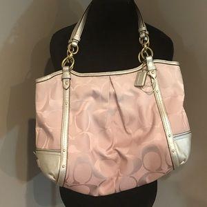 Coach Handbags - Super cute authentic coach tote!