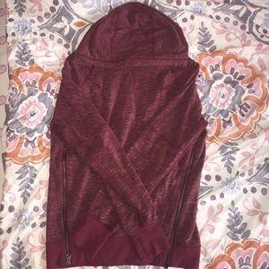 Purple lululemon hoodie