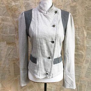 ModCloth military inspired jacket EUC