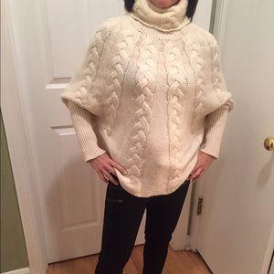 Autumn Cashmere Sweaters - Autumn cashmere poncho