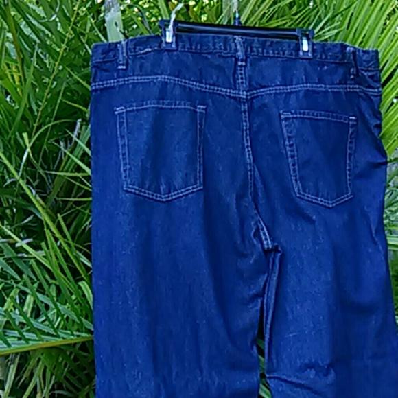 PetitPoix  Jeans - Trending Nonbinary Jumbo Size Protest Pants NWOT
