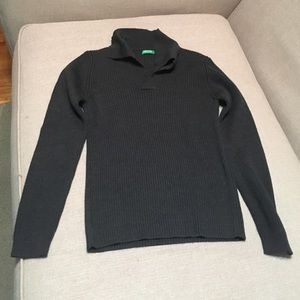 Made in Italy of Benetton sweat shirt
