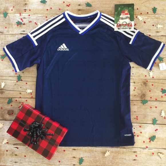 adidas Shirts & Tops   Nwt Adidas Adizero Condivo 4 Vneck Soccer ...